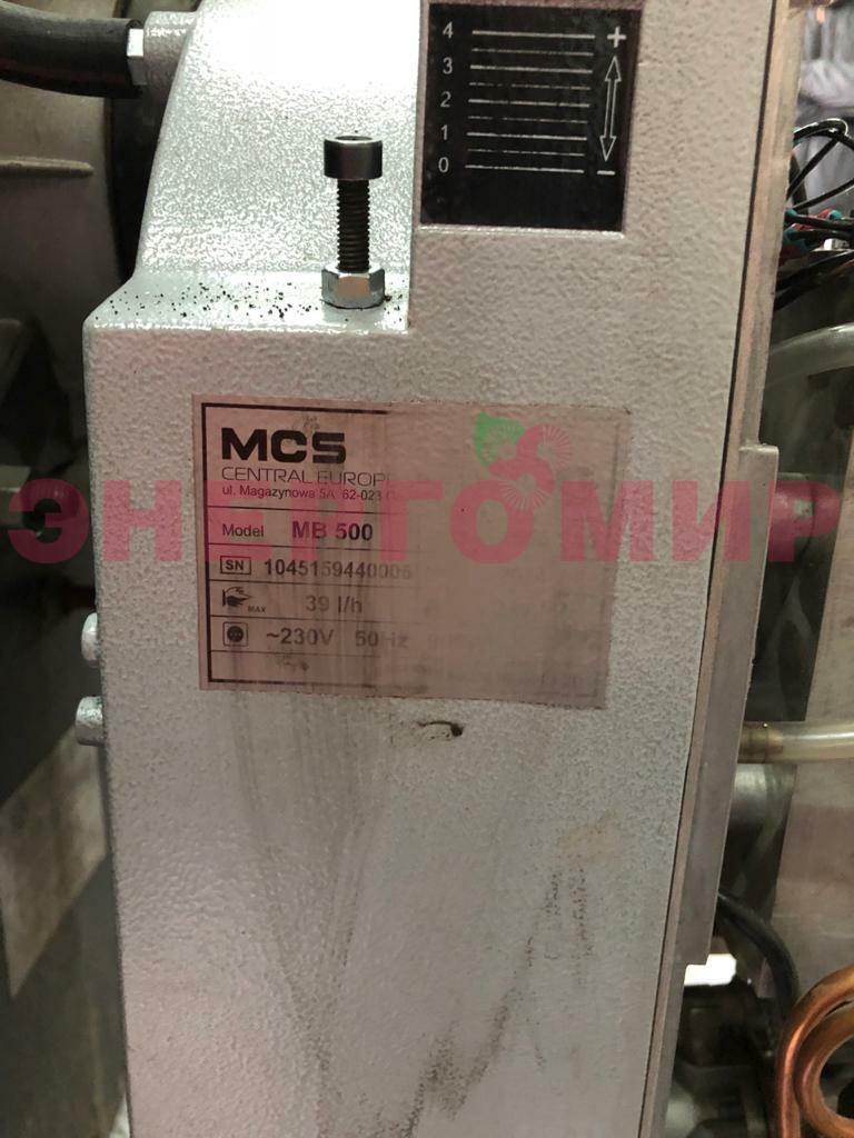 Горелка Master MB 500 на отработанном масле