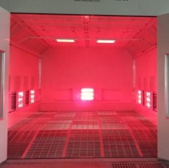 Инфракрасные обогреватели в сушильной камере