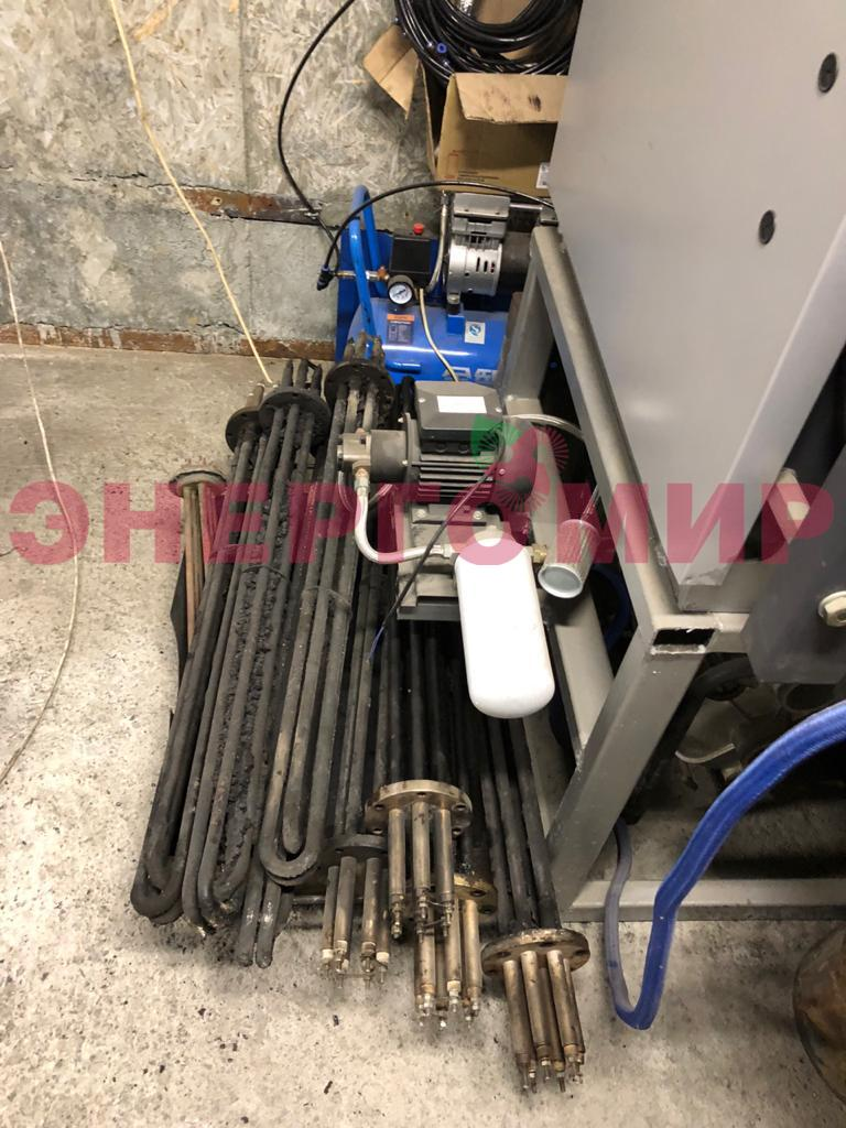 Топливный насос и воздушный компрессор для горелки Euronord