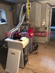 Кейс: Перевод котла с дизельного топлива на газ (замена горелки)