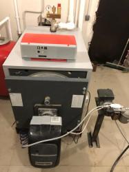 Оборудование и монтаж котельной СТО на отработанном масле с тепловентиляторами