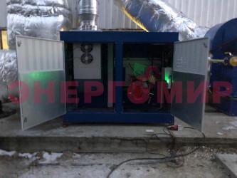 Кейс: Проектирование, монтаж и ПНР системы воздушного отопления, г.Уфалей