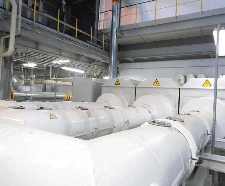 Расчет канала воздушного охлаждения токопровода ГРЭС