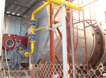 Тепловое оборудование для асфальтобетонных заводов