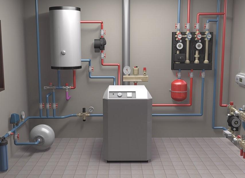 Проектирование водяных систем отопления