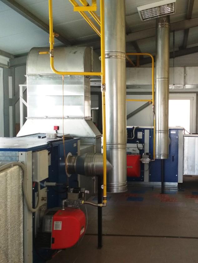 Проектирование систем воздушного отопления