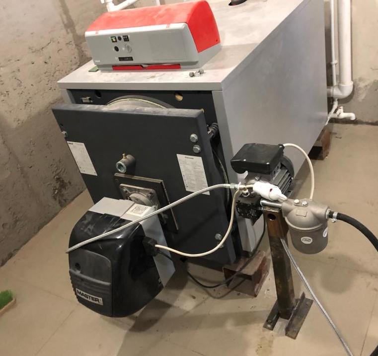 Режимно-наладочные испытания котлов, технологических агрегатов и горелок